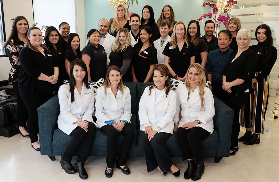 Oceanic Dental Team