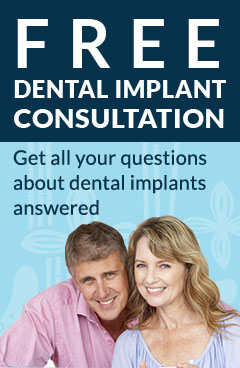 Free dental implant consultation! Get all your questions about dental implants answered. Click here and learn more.